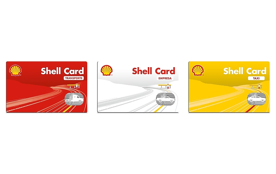 Tarjetas Shell Card
